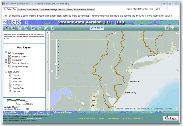 usgs water resources of pennsylvania